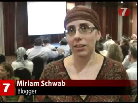 Palestinian Blogger Chips Away at Israel's Image, One Ill
