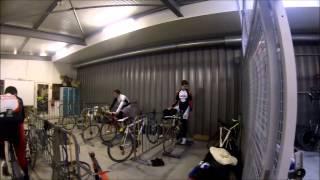 preview picture of video 'Pôle Espoir Cyclisme de Guéret (Limousin)'