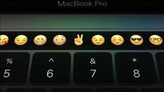 Macbook Pro Touch Bar Nyan Cat review
