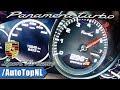 2018 Porsche Panamera Turbo ST ACCELERATION & SPEED 0-296km/h by AutoTopNL