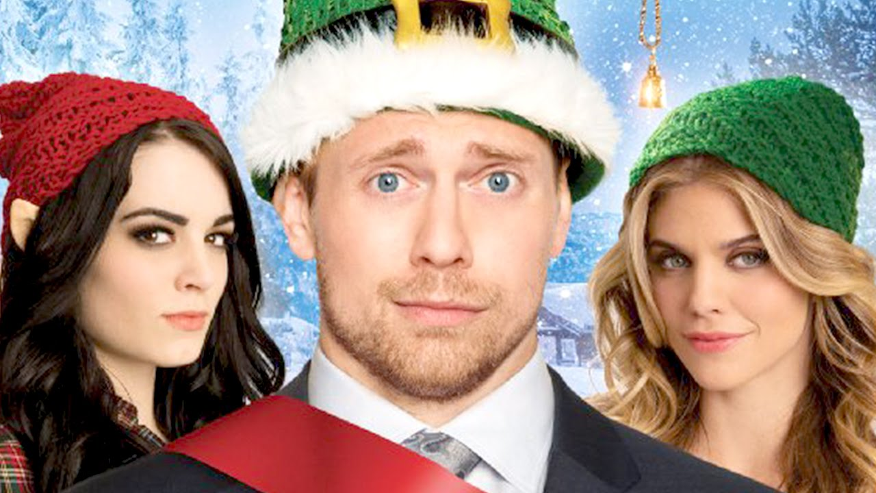 Video trailer för SANTA'S LITTLE HELPER Trailer (WWE Movie - 2015)