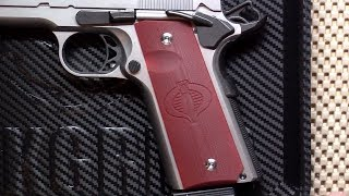 LOK Grips Spec Ops Custom 1911 Grips Standard Full Size