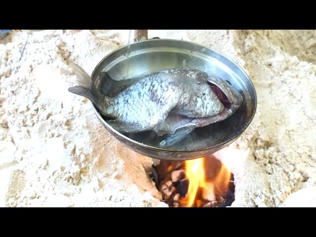 Catch And Cook - Tropical Fish (Tropical Island Part 7 of 14)