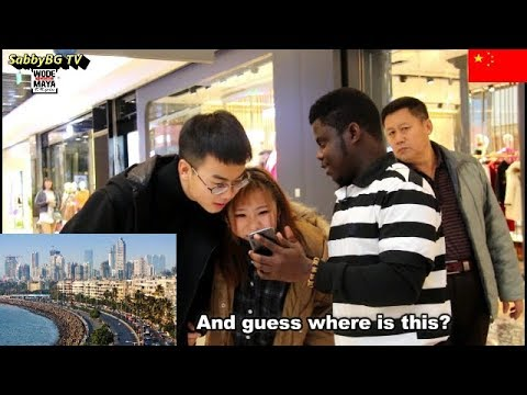Chinese React To India They Don't See On TV