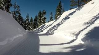 Skiing Heavenly Top To Bottom POV