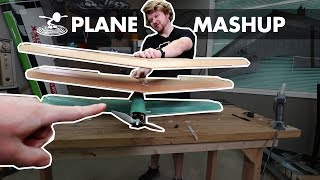 WARBIRD MASHUP | Multi-Wing Mustangs - Video Youtube