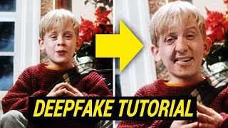 "(Video) ""Deepfake Tutorial: A Beginners Guide"""