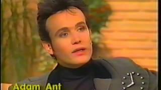 Adam Ant - Interview - Good Morning Britain