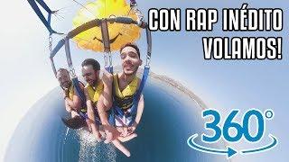 Experiencias 360 con KRONNO ZOMBER y rap inédito en pleno vuelo | YEN 