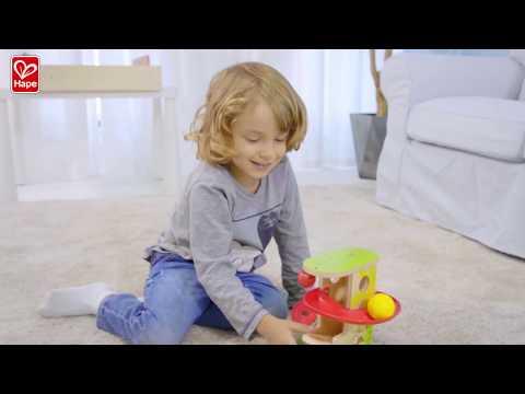 Bumbu trase Hape, E0508 cena un informācija | Rotaļlietas zīdaiņiem | 220.lv