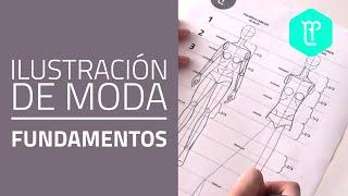 Cómo Dibujar Figurines De Moda Desde Cero (Proporciones) Curso De Dibujo