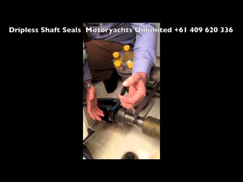 Dripless Shaft Seals