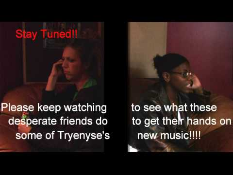 Tryenyse Jones Upcoming CDs 2012 Promo Viral Video