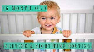 HOW WE DEAL WITH OUR NIGHT WAKING TODDLER | TODDLER BEDTIME ROUTINE | TODDLER SLEEP TRAINING