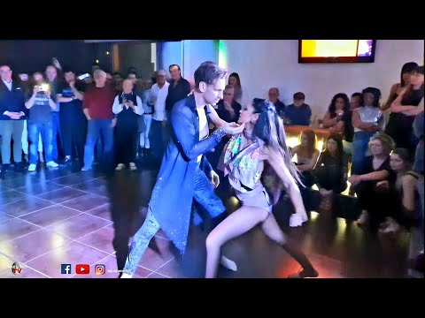 Jonatha & Busra ★ Flor Palida Show - Moodies Perugia