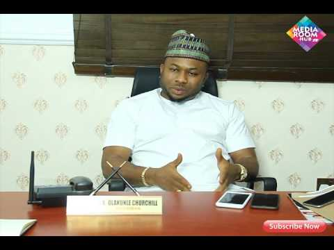 Part Two: Tonto Dikeh's Husband Dr. Olakunle Churchill interview with MRH