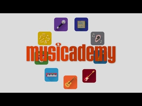 Welcome to Musicademy