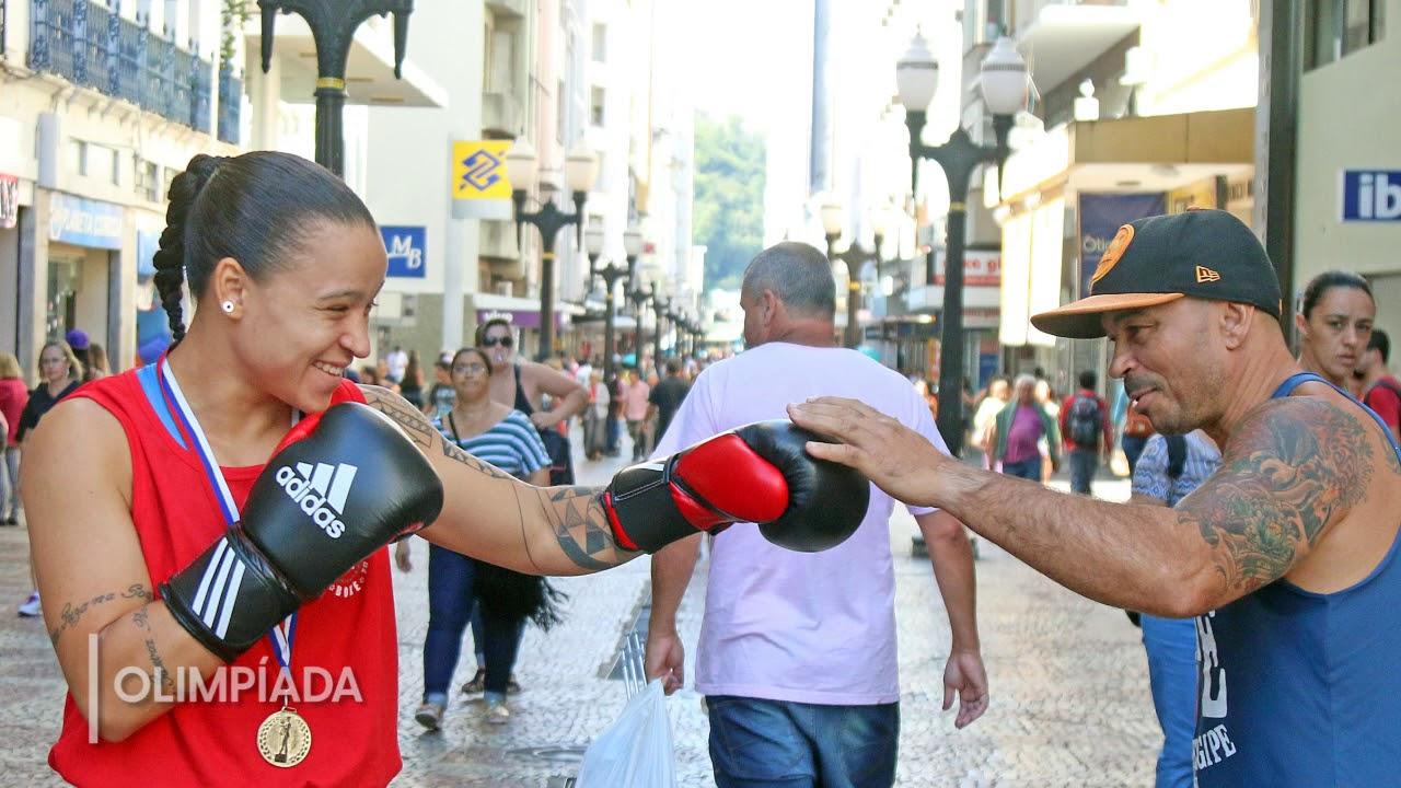 Imagem: Beatriz Ferreira eleva participações internacionais por vaga olímpica