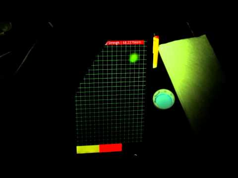 Video of Ghost Detector