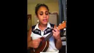"Lydia Persaud - ""I Don't Know Where I Stand"" (Joni Mitchell Ukulele Cover)"