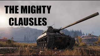 WOT - The Mighty Clausles | #WorldofTanks