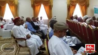 Oman Water Society Symposium