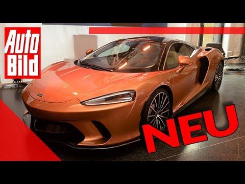 McLaren GT (2019): Neuvorstellung - Grand Tourer - Infos