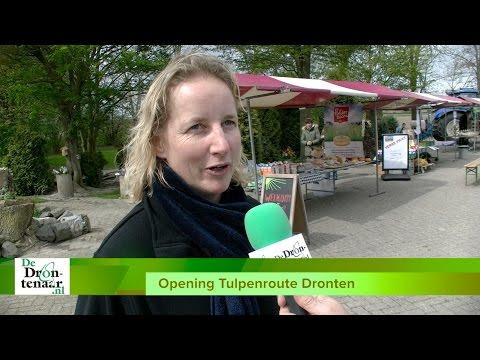 VIDEO | Tulpenroute Dronten is voor Mariska van Diepenbeek een droom die uitkomt
