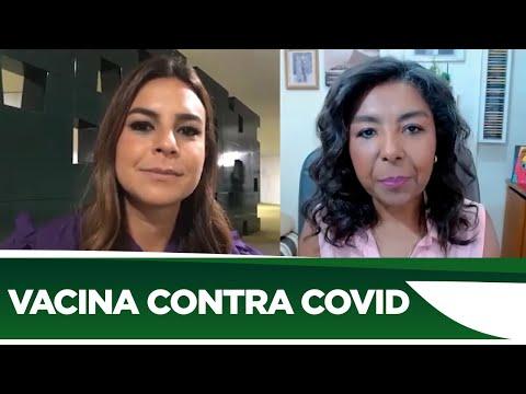 Mariana Carvalho comenta liberação de recursos para produção de vacina contra Covid - 03/12/20