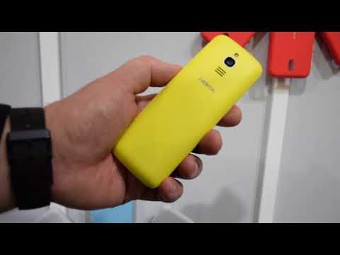 Anteprima Nokia 8110 4G, il ritorno del Banana Phone