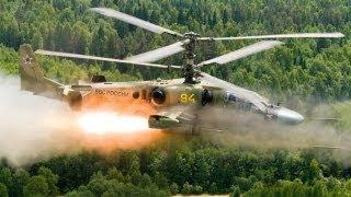 Смотреть онлайн Новые военные вертолеты России 2013 года
