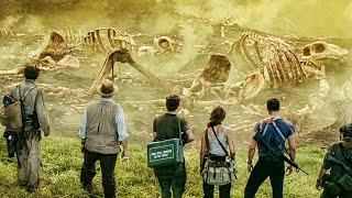 Graveyard of Kong's Parents Scene - KONG: SKULL ISLAND (2017) Movie Clip