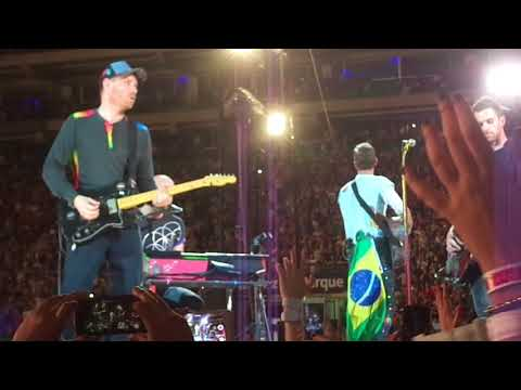 Coldplay - In My Place - São Paulo, 08/11/2017