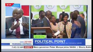 Political Point: Whether IEBC is likely to be ready for the re-election