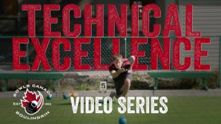 Bowls Technical Excellence Series – The Delivery