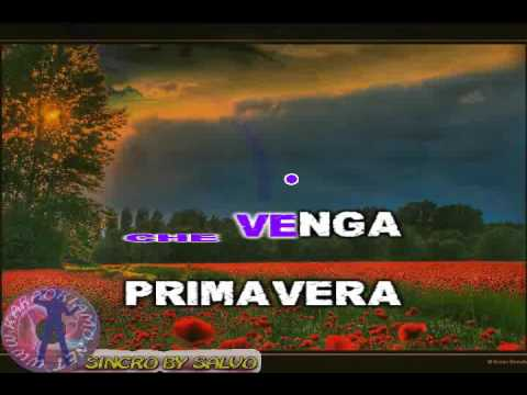 , title : 'Riccardo Cocciante - Primavera (karaoke - fair use)'