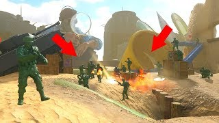 THEY WERE TRYING TO TRICK ME BY HIDING AS THE TOY SOLDIERS!?!?! HIDE N' SEEK ON *WW2*