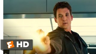 The Divergent Series: Allegiant (2016) - Peters Mistake Scene (8/10) | Movieclips