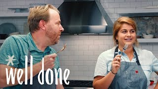 Homemade Vs The Internet: Award Winning Chef & Millennial Food Writer Go Head-To-Head | Well Done