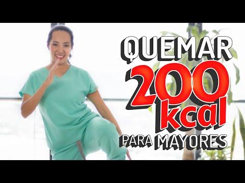 Quema 200 Calorías Con Esta Rutina De Cardio Para Mayores