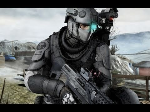 Видео № 0 из игры Tom Clancy's Ghost Recon: Future Soldier (Б/У) [PS3]