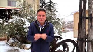 preview picture of video 'The Village of Faraya: A Street Food Journey Under the Snow'