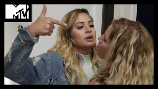 Sylvia & Marie Go Nose-To-Nose | The Challenge: Final Reckoning | MTV