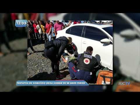 Tentativa de homicídio deixa homem de 38 anos ferido em Blumenau