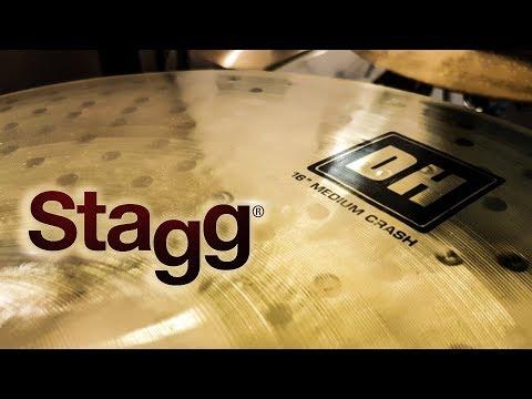 "Stagg 16"" DH Medium Crash"