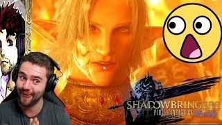 shadowbringers reaction extended - TH-Clip