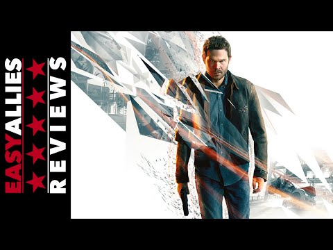 Quantum Break - Easy Allies Review - YouTube video thumbnail