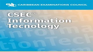 CSEC Information Technology (IT) Past Paper Multiple Choice Practice Questions (various Years)