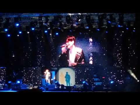 Eric Chou 周兴哲 22 World Concert Singapore060918-你好不好