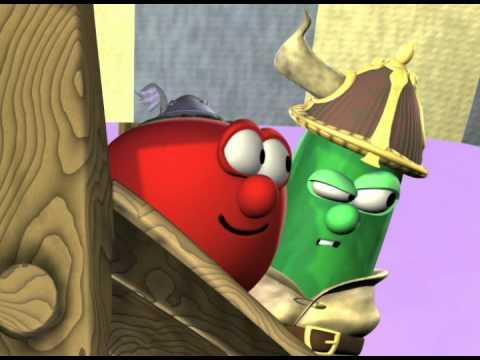 VeggieTales: Lyle, the Kindly Viking DVD movie- trailer